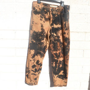 Tie Dye Jones New York Black Brown Classic Fit